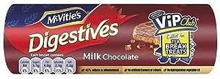 Mcvities Milk Chocolate Digestives 300g 4-Pack - Fast
