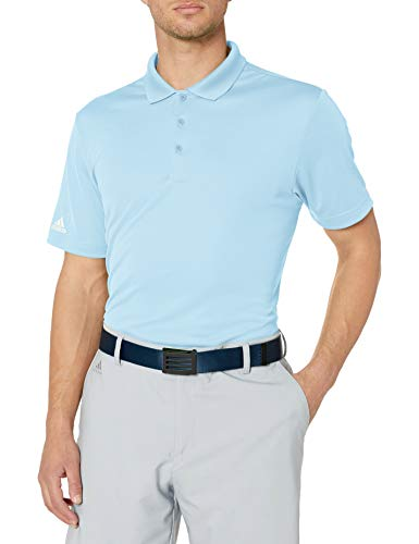 adidas Golf Performance Polo, Clear Sky