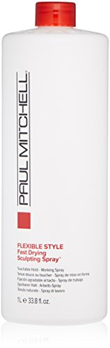 Fast Dry Sculpting Spray Unisex Hair Spray by Paul Mitchell