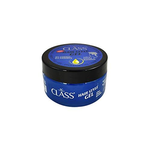 Class gel pour cheveux maximum contrôle enrichi à la kératine sans formol ni paraben 250 ml