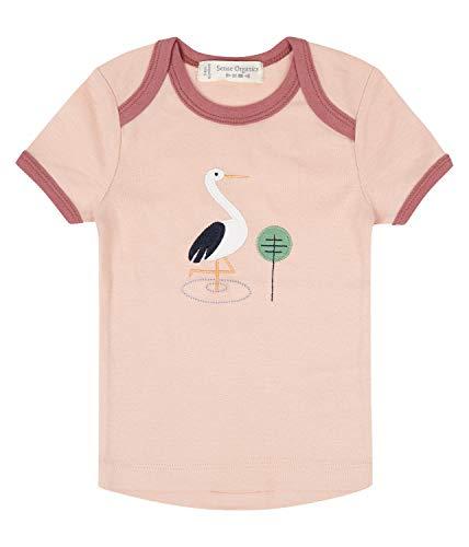 Sense Organic T-shirt rétro pour bébé - - 24 mois