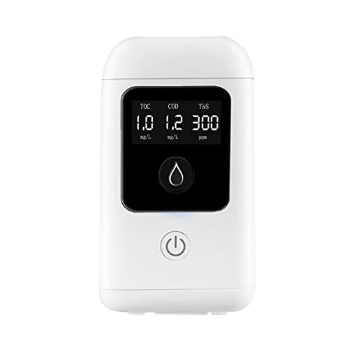 3-in-1 Digitales LCD-Messgerät, hohe Genauigkeit, TOC COD TDS Wasserqualität Reinheitsmessgerät für Haushalt und Reisen