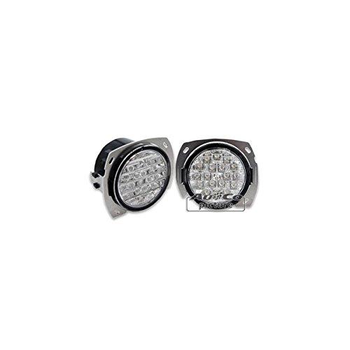 LED - Tagfahrleuchten Set mit E-Prüfzeichen Skoda Fabia I