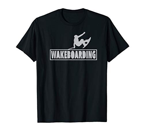 Coole Wakeboard Kleidung T-Shirt