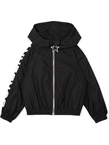 Luxury Fashion | Burberry Jongens 8026330 Zwart Polyester Outerwear Jassen | Lente-zomer 20