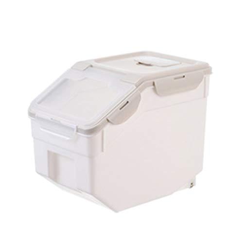 Cat Toy, Heallege Pet Food Rice Storage Container 4-6KG...