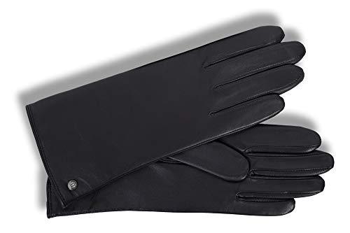 Preisvergleich Produktbild Roeckl Damen Hands. 242 schwarz Gr. 8, 5
