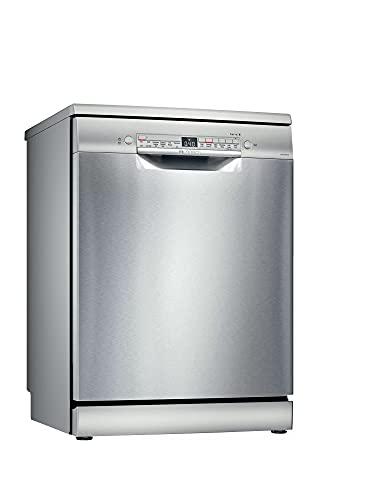 Bosch 13 Place Settings free-standing Dishwasher (SMS6ITI01I, Fingerprint free steel)