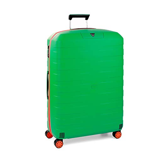 RONCATO Box Young trolley large rigido tsa 4 ruote Arancio/Menta