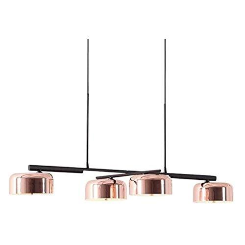 EDNFQ Kronleuchter Drehbare Lange Pole Kronleuchter Moderne Und Einfache Kronleuchter Kreative Beleuchtung for Zuhause