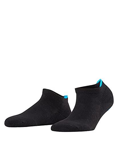 FALKE Damen Hausschuh-Socken Relax Pads, Baumwolle, 1 Paar, Schwarz (Black 3000), 39-42 (UK 5.5-8 Ι US 8-10.5)