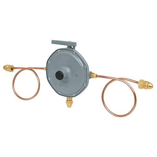 Foset RG-200, Regulador para gas, 2 vías