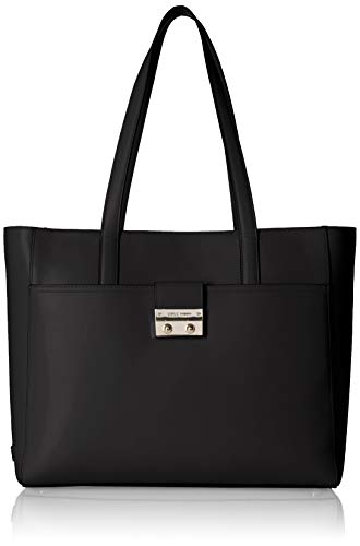 Cole Haan Lock Group Tote, Black