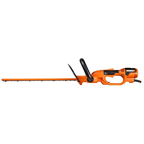 WORX WG212 3.8 Amp 20' Electric Hedge Trimmer