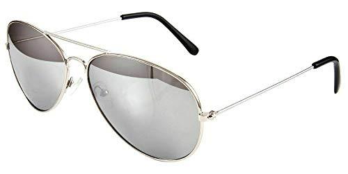 Bohemian Rhapsody Gafas de sol de reina para disfraz de aviador, gafas de sol Freddie Mercury
