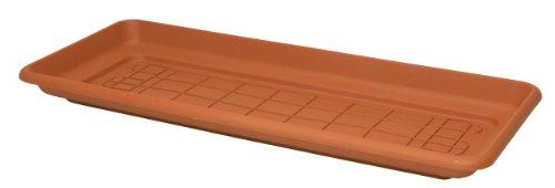 Ics Fioriera Rettangolare 'Maxi', Colore: Terracotta