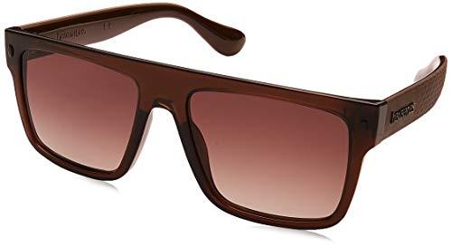 HAVAIANAS MARAU Gafas de Sol, Brown, 56 para Hombre