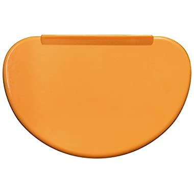 Flexible Bowl Scraper Contoured Profile - 1 Piece | For Shaping Dough | Conforms To Any Mixing Bowl | Only From Indigo True Company