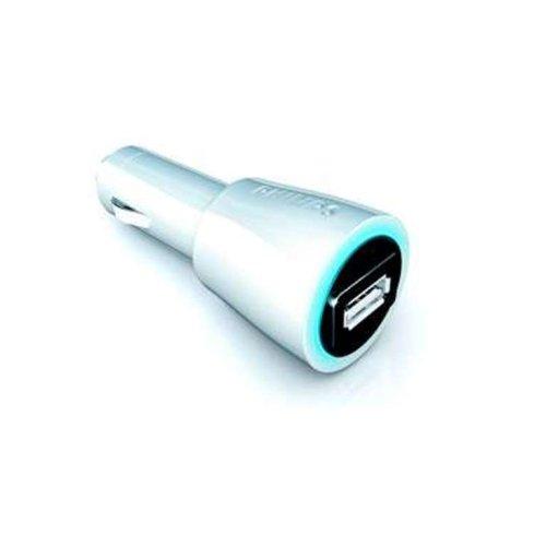 Philips SCM4380/27 - Cargador (Auto, Encendedor de Cigarrillos, 5,6 V, Blanco)