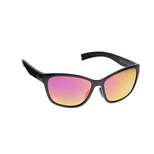 adidas Eyewear - Excalate, Color Black Shiny, Talla Purple Mirror/CAT3