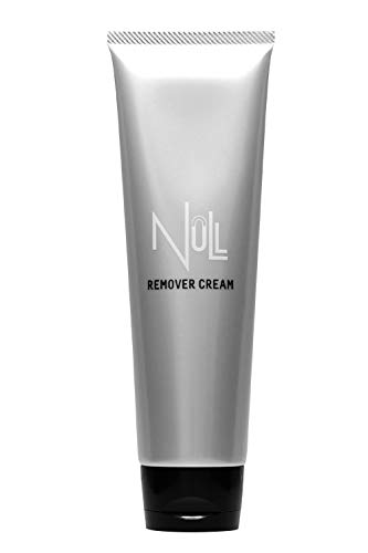 [Japanese Quality] NULL Hair Removal Cream for Men. Works great approx. 5 mins on pubic hair, body, arms, legs, and male chests. Large 7.05 oz, Painless, Aloe Vera, Depilatory cream for men