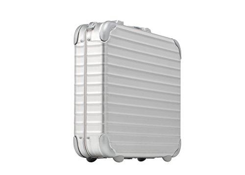 Rimowa Topas Laptop-Schutzhülle, Aluminium, klein, silberfarben