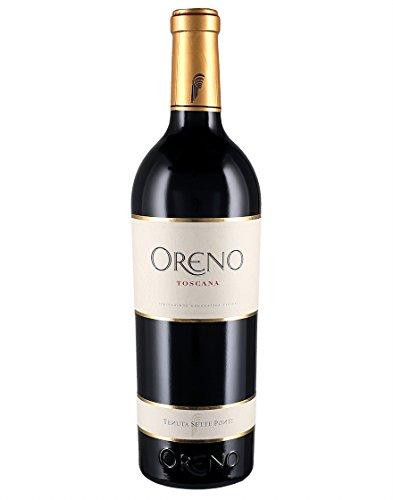 Toscana IGT Oreno Tenuta Sette Ponti 2019 0,75 ℓ