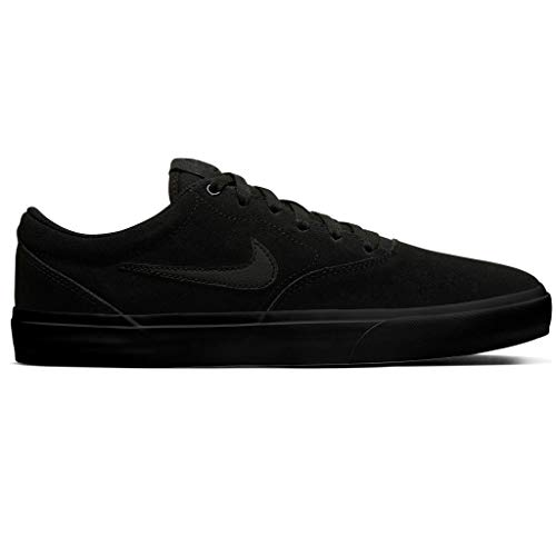Nike SB - Skateboard Charge Suede Tamaño: 43/9,5 Color: 003 Black Black
