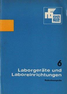 Laborgeräte und Laboreinrichtungen Hochvakuumgeräte 6