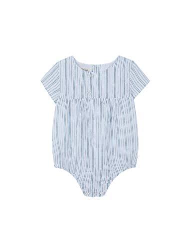 Gocco Ranita Rayas Petos para Bebés