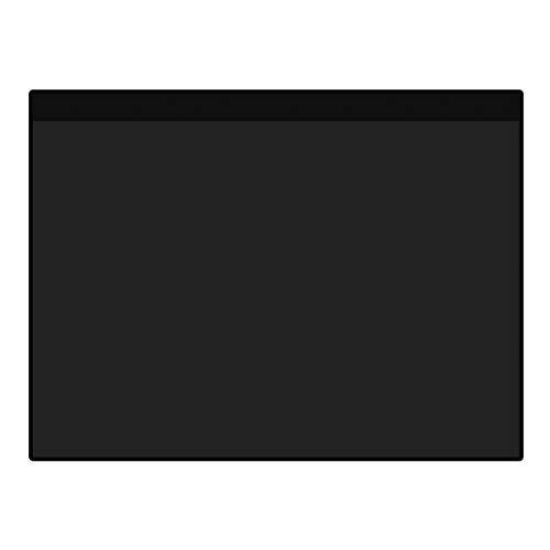Brownline C191924S-20 Schreibtischunterlagenhalter, Schwarz, 62 x 50 cm