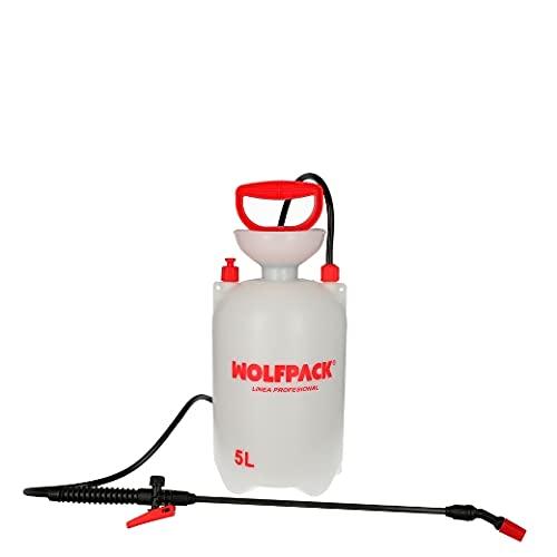 Sulfatadora Manual 5 Litros, Pulverizador Presion Previa, Mochila De Presion, Pulverizador Espalda, Mochila Pulverizador,