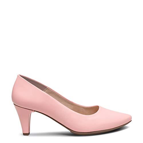 Zapatos miMaO. Zapatos de Piel Mujer Hechos EN ESPAÑA. Zapatos Tacón Fino. Zapatos Stiletto Cómodos con Plantilla Gota Ultra Confort Gel