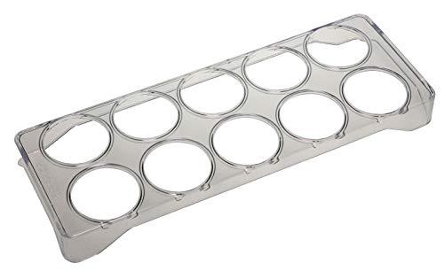 MM Spezial 18332 - Huevera universal para frigorífico (10 unidades, 25 x 9 x 2,5 cm)