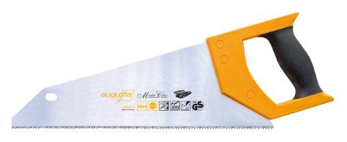 Augusta handzaag 350 mm voor PVC/kunststof en hout - ideaal voor de gereedschapskist, 22004 350 AMA