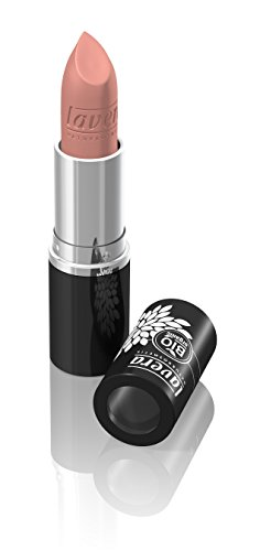 lavera Pintalabios brillo Beautiful Lips Colour Intense -Casual Nude 29- cosméticos naturales 100% certificados - maquillaje - 4 gr