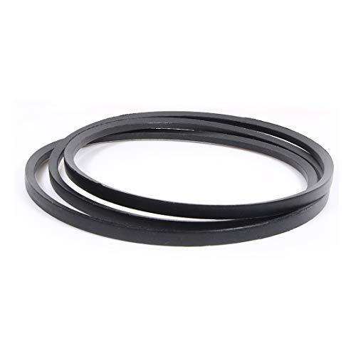 Woniu 532130969 Deck Drive Belt Replaces Poulan AYP Craftsman Husqvarna 130969 532130969 Lawn Tractors V-Belt