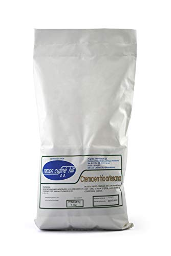 Crema Pastelera en polvo Bolsa de 1 KG