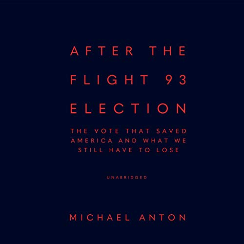 After the Flight 93 Election audiobook cover art