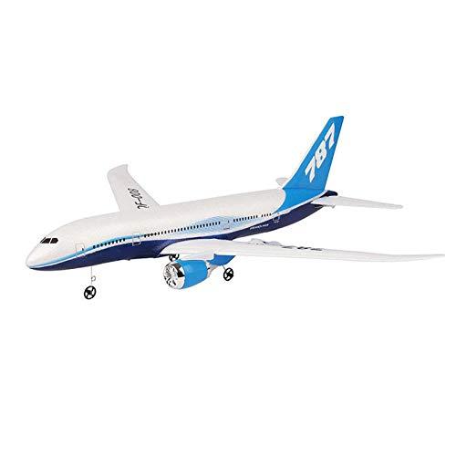 Tiamu Fai Da Te Epp Rc Drone Boeing 787 B787 Aereo Drone Aereo Modello Aereo Ala Fissa Regali Bambini