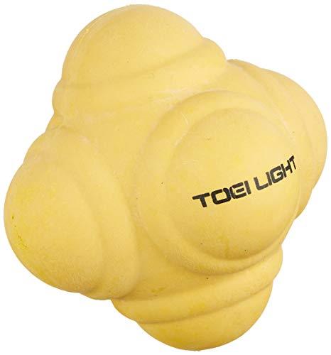 TOEI LIGHT(トーエイライト) イレギュラーボール 黄 B-7997Y