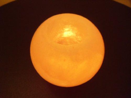Rock-Porta lumino a forma rotonda