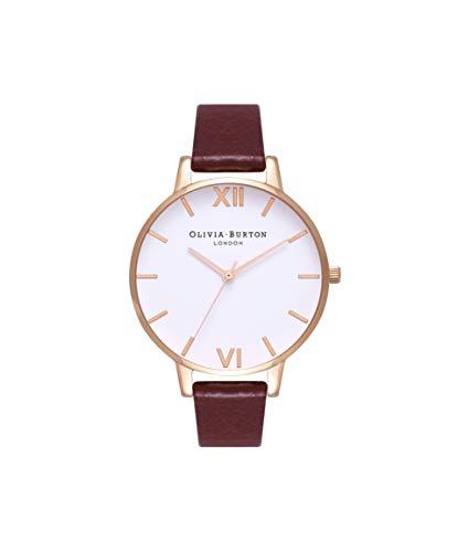 Olivia Burton Reloj de Pulsera OB16BDW33