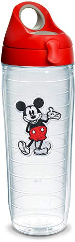 Tervis Disney – Original Mickey Isolierbecher, 680 ml, Wasserflasche transparent – Tritan