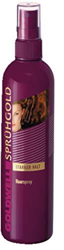 Goldwell Sprühgold Starker Halt NA unisex, Haarspray, 200 ml, 1er Pack, (1x 1 Stück)