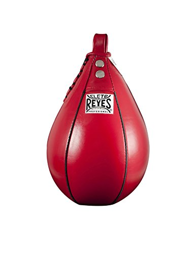 CLETO REYES Platform Speed Bags (Red, Small)