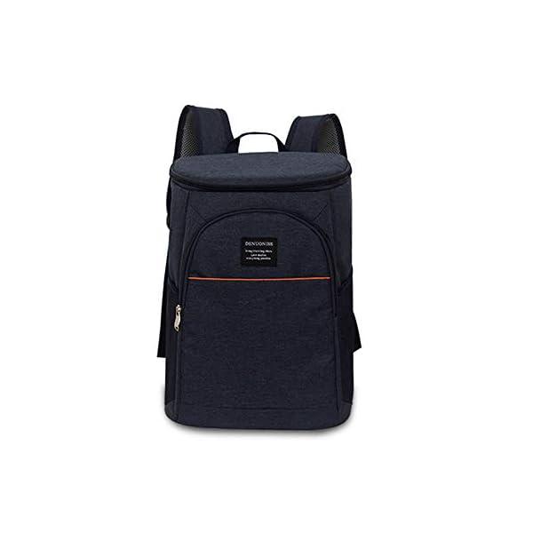 31kp9j000JL. SS600  - FengHui 18L refrigerador aislado caja de almuerzo del bolso del almuerzo grande enfriador mochila bolsa Azul, valor…
