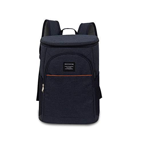 31kp9j000JL - FengHui 18L refrigerador aislado caja de almuerzo del bolso del almuerzo grande enfriador mochila bolsa Azul, valor…