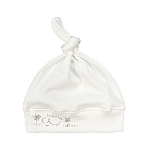 For Babies - Baby Neugeborene Mütze mit Knoten - Mädchen und Jungen -...