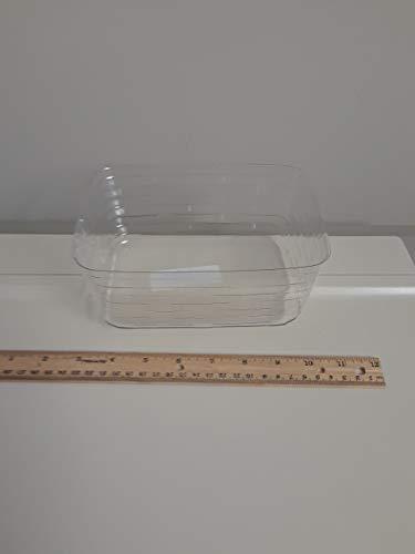 Longaberger 1996 JW Miniature Market Basket Plastic Protector Only New Authentic 45012